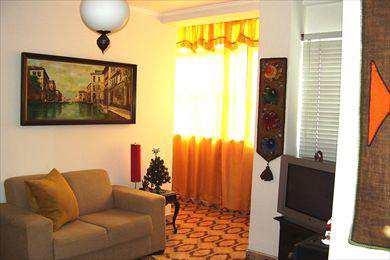 Apartamento, código 1164 em Santos, bairro Pompéia