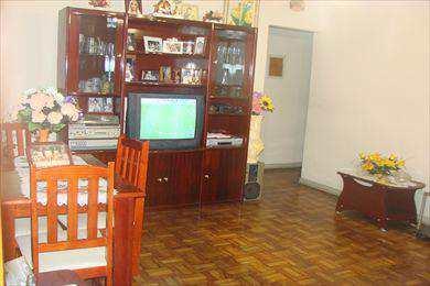 Apartamento, código 1157 em Santos, bairro Embaré