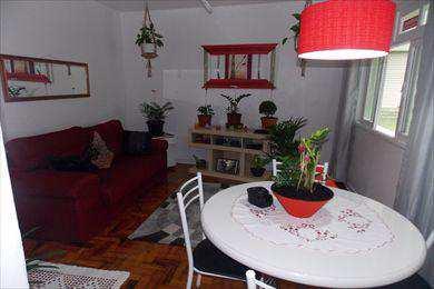 Apartamento, código 1084 em Santos, bairro José Menino