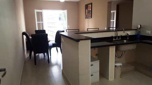 Apartamento, código 1078 em Santos, bairro José Menino