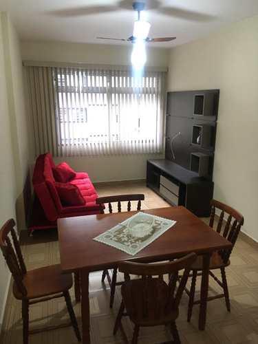 Apartamento, código 1058 em Santos, bairro José Menino