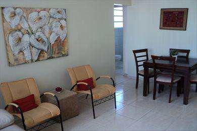 Apartamento, código 999 em Santos, bairro José Menino
