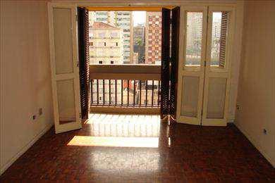 Apartamento, código 962 em Santos, bairro Gonzaga
