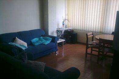 Apartamento, código 934 em Santos, bairro José Menino