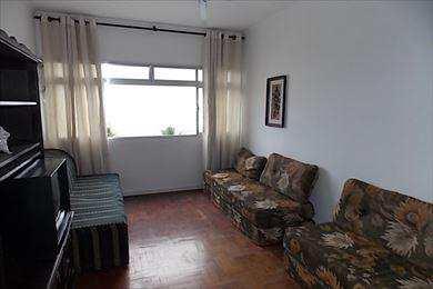 Sala Living, código 862 em Santos, bairro José Menino