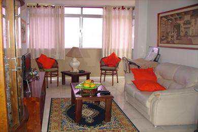 Apartamento, código 843 em Santos, bairro José Menino