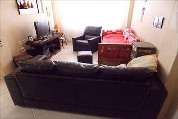 Apartamento, código 727 em Santos, bairro José Menino