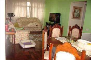 Apartamento, código 701 em São Vicente, bairro Itararé