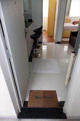 Apartamento, código 686 em Santos, bairro José Menino