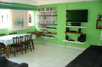 Apartamento, código 626 em São Vicente, bairro Itararé