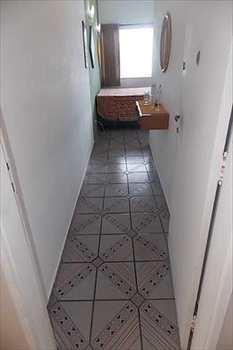 Sala Living, código 620 em São Vicente, bairro Itararé