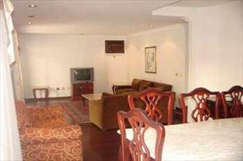 Apartamento, código 550 em Santos, bairro Pompéia