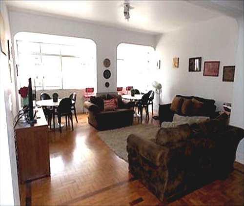 Apartamento, código 481 em Santos, bairro José Menino