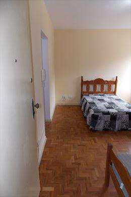Sala Living, código 441 em São Vicente, bairro Itararé