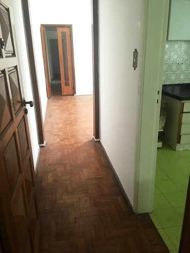 Apartamento, código 402 em Santos, bairro José Menino