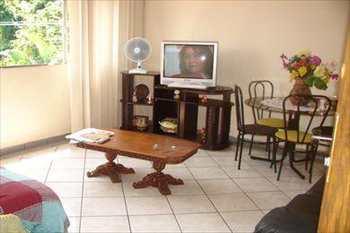 Apartamento, código 399 em Santos, bairro Marapé