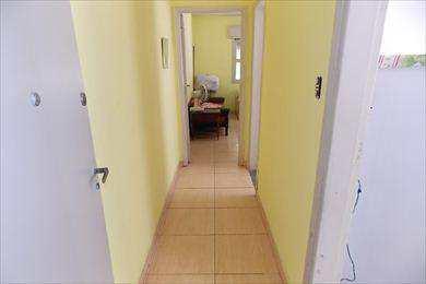 Sala Living, código 268 em Santos, bairro José Menino