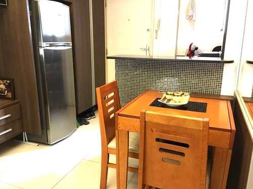 Sala Living, código 2902 em Santos, bairro Aparecida
