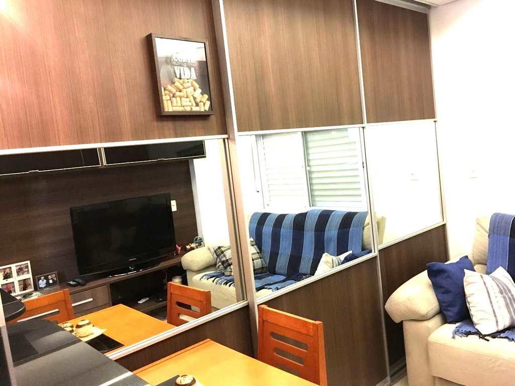 Sala Living em Santos, bairro Aparecida