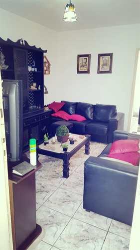 Apartamento, código 2913 em Santos, bairro José Menino