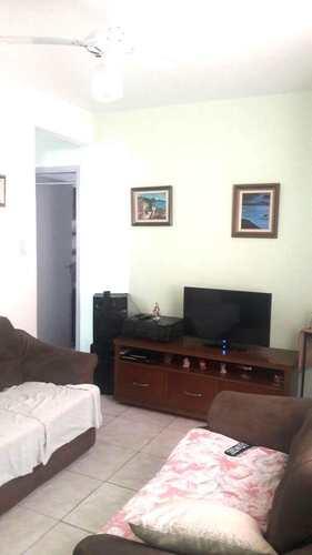 Apartamento, código 2920 em São Vicente, bairro Centro