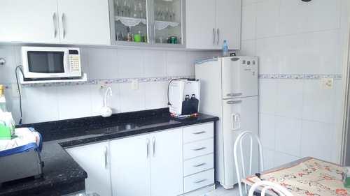 Apartamento, código 2932 em Santos, bairro José Menino