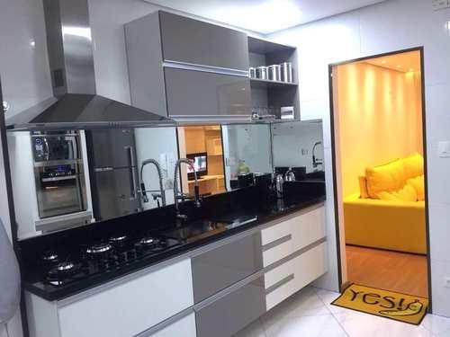 Apartamento, código 2948 em São Vicente, bairro Vila Melo