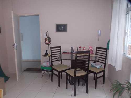 Apartamento, código 2958 em Santos, bairro José Menino