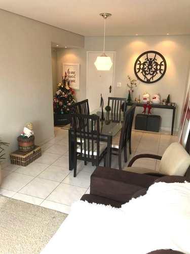 Apartamento, código 2962 em Santos, bairro Campo Grande