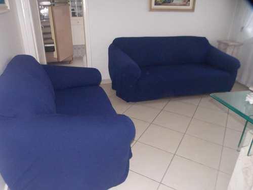 Apartamento, código 2964 em São Vicente, bairro Itararé