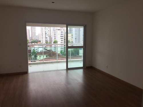 Apartamento, código 2973 em Santos, bairro Gonzaga