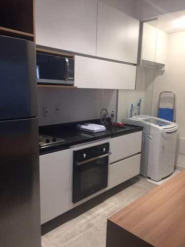 Apartamento, código 2988 em Santos, bairro José Menino