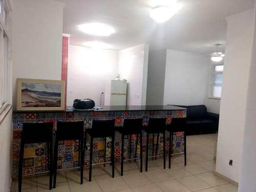 Apartamento, código 2997 em Santos, bairro Pompéia
