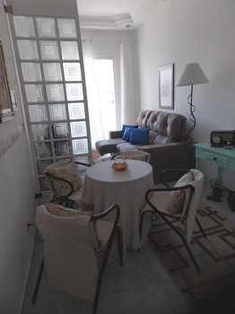 Apartamento, código 3000 em Santos, bairro José Menino