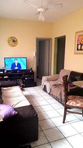 Apartamento, código 3009 em Santos, bairro Gonzaga