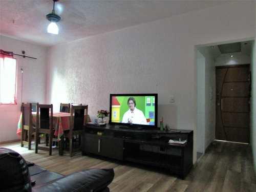 Apartamento, código 3015 em Santos, bairro Encruzilhada