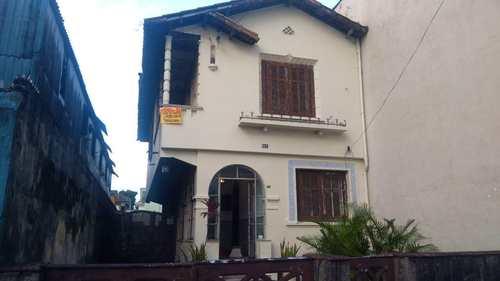 Casa, código 3017 em Santos, bairro Vila Mathias