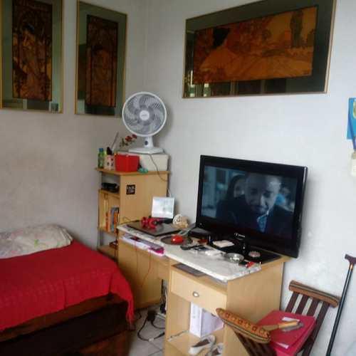 Sala Living, código 3018 em Santos, bairro José Menino
