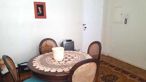 Apartamento, código 3024 em Santos, bairro José Menino