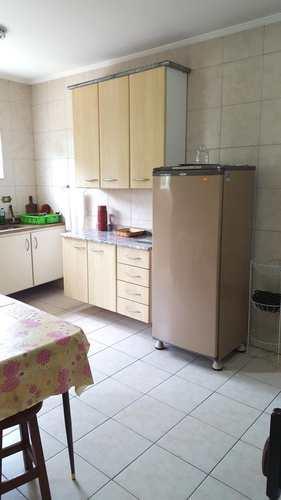 Apartamento, código 3028 em São Vicente, bairro Itararé