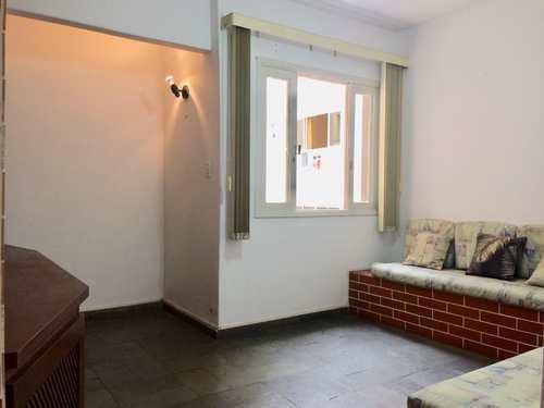Apartamento, código 3031 em Santos, bairro Boqueirão