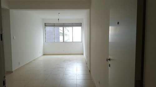Sala Living, código 3033 em São Vicente, bairro Itararé