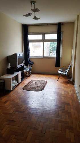 Apartamento, código 3035 em Santos, bairro José Menino