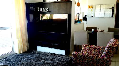 Apartamento, código 3042 em Santos, bairro Gonzaga