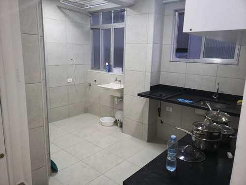 Apartamento, código 3047 em Santos, bairro José Menino