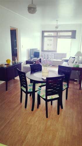 Apartamento, código 3052 em Santos, bairro José Menino