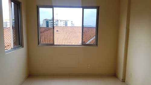 Apartamento, código 3072 em Santos, bairro Gonzaga