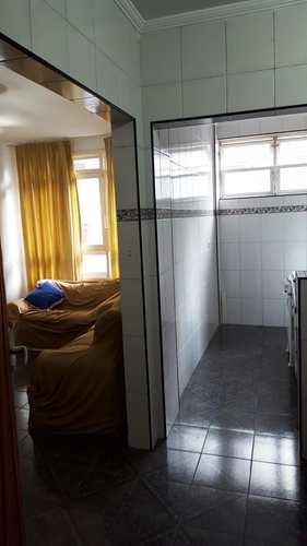 Apartamento, código 3090 em Santos, bairro José Menino