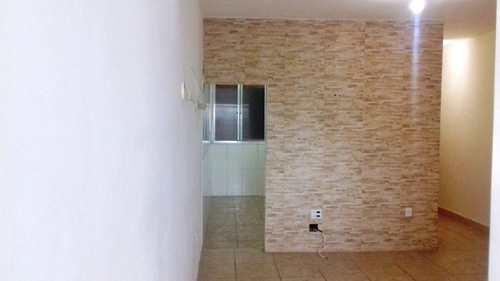 Apartamento, código 3094 em São Vicente, bairro Vila Nossa Senhora de Fátima