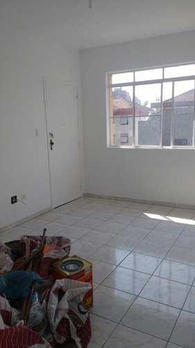 Apartamento, código 3100 em Santos, bairro Aparecida